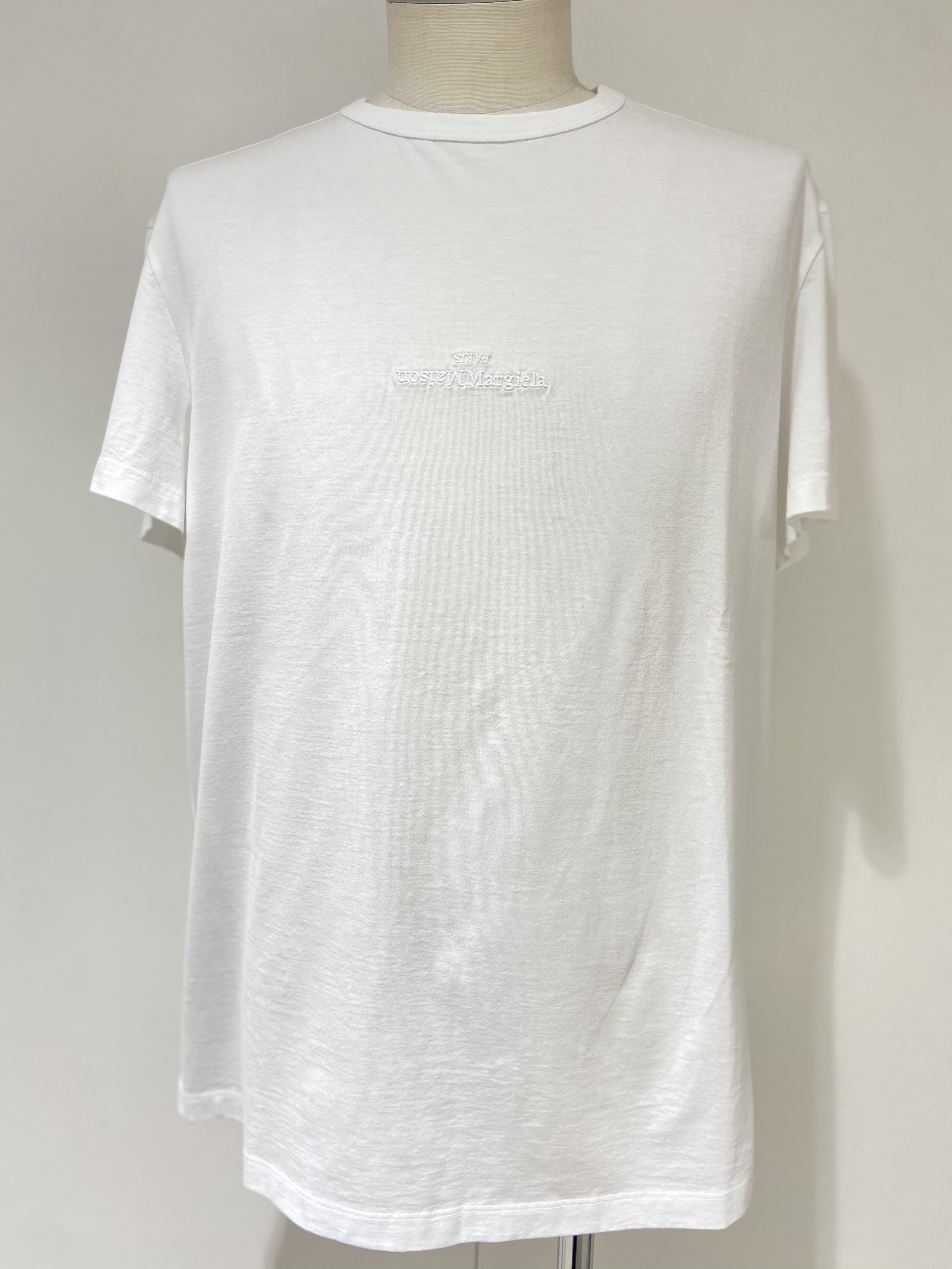 【Maison Margiela】ディストーテッドロゴTシャツ