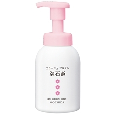 コラージュ フルフル泡石鹸(ピンク)