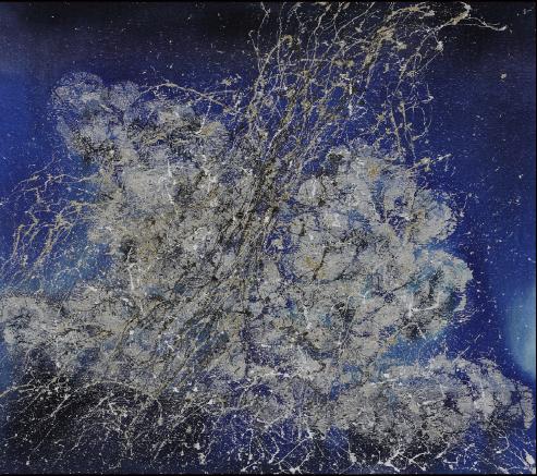 真夏の天啓 /  大全紙サイズ(726mm×544mm)【ハンドフィニッシュ仕上げレプリカ】