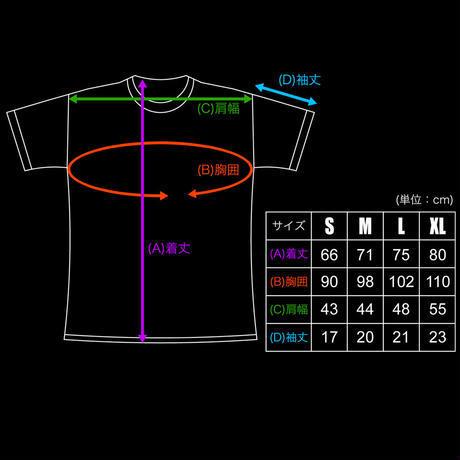 MEGA DRIVE 30th デニムスタイル Tシャツ - (インディゴブルー / ウォッシュブラックデニム)
