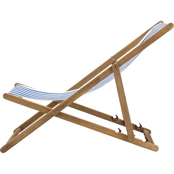 Outdoor Villeia Deck Chair / アウトドア 折りたたみチェア