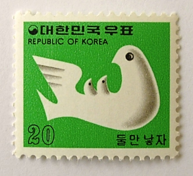 母と子 / 韓国 1978