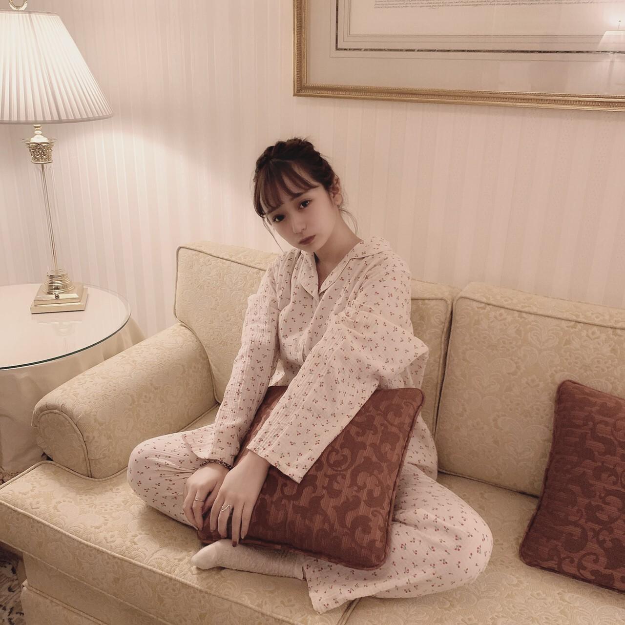 【meltie】cherry roomwear
