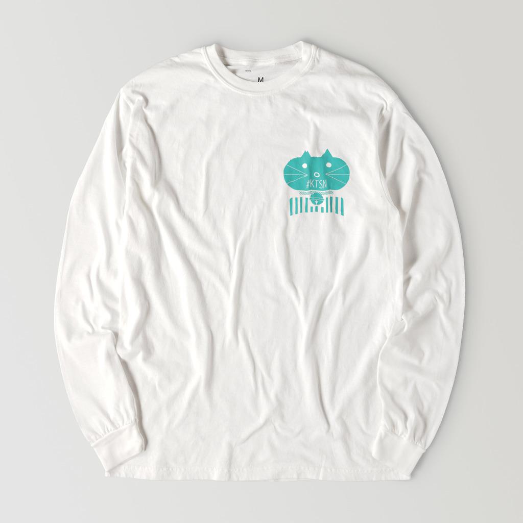 #KTSN×TURBO ロングスリーブTシャツ