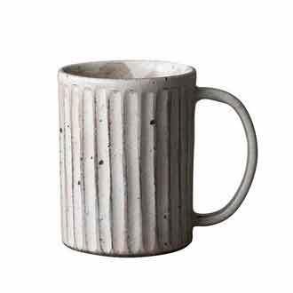 [兵山窯]陶器マグカップ