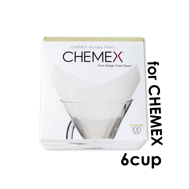 CHEMEX専用フィルター for 6cup