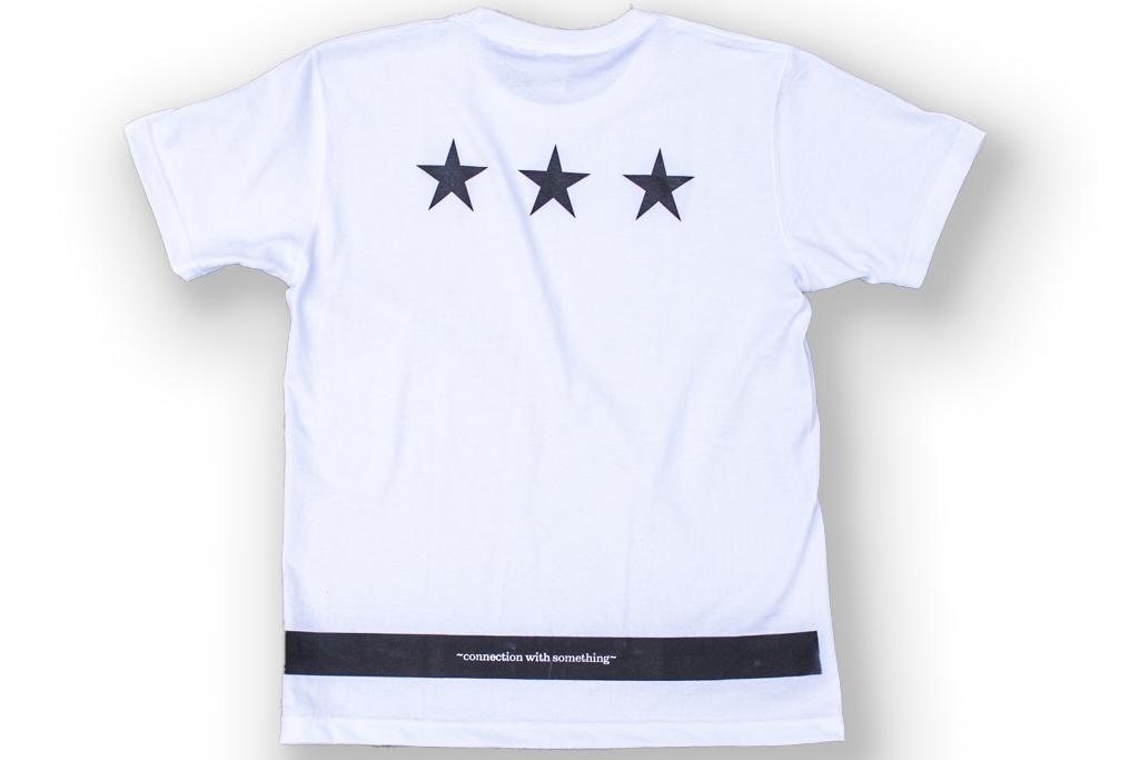【C&H T-Shirt】/ white