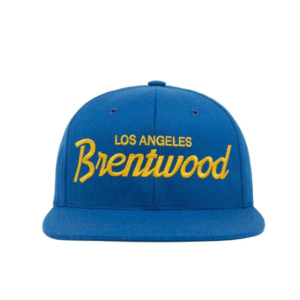 HOOD HAT|BRENTWOOD BRUIN