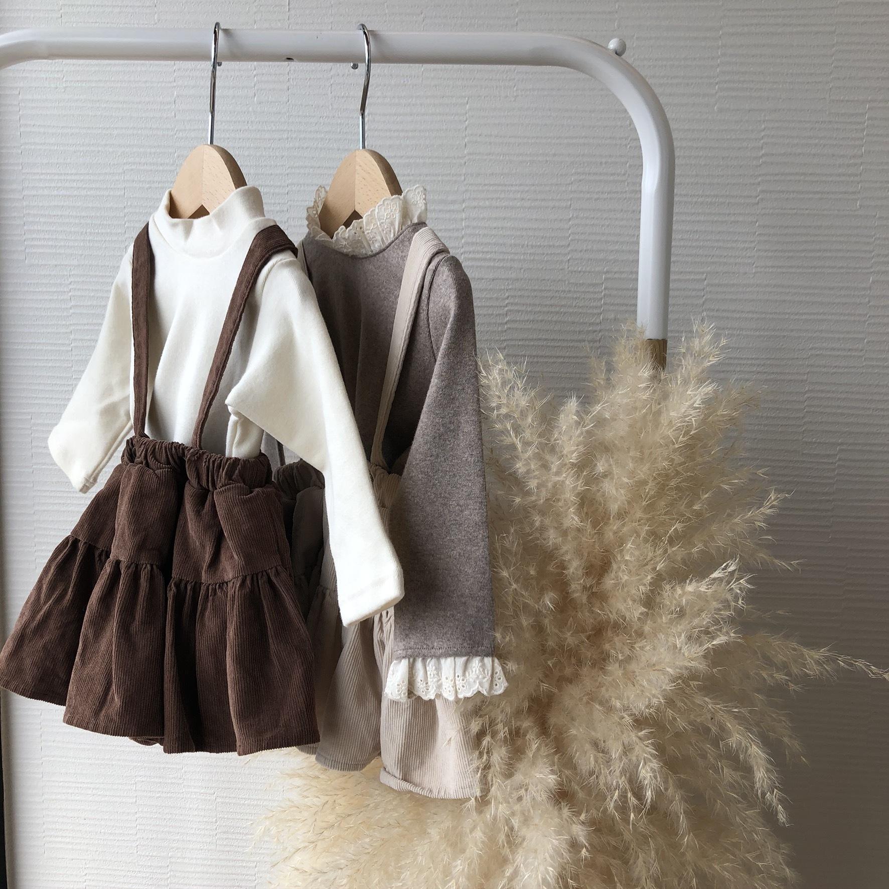 NO.975 monbebe bloomers skirt