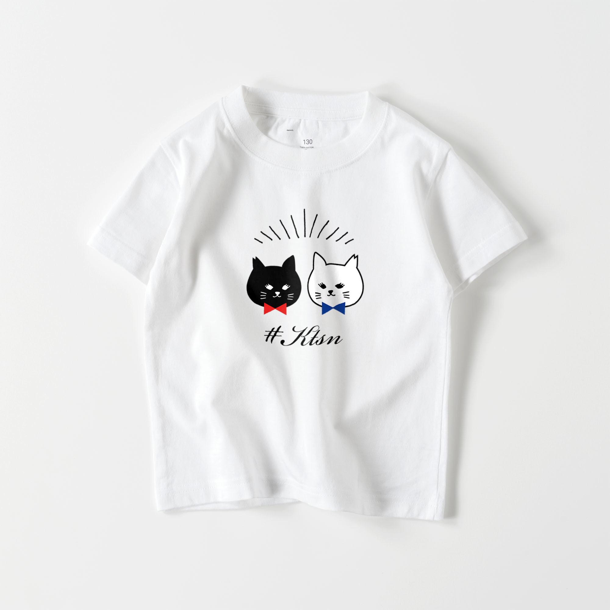 #KTSN×kaco キッズTシャツ