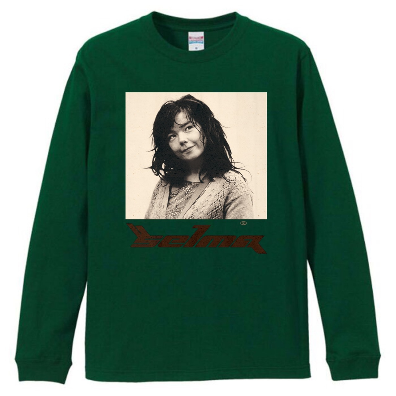 """ANSWER COLLECTION / """"D.I.T.D"""" L/S TEE"""