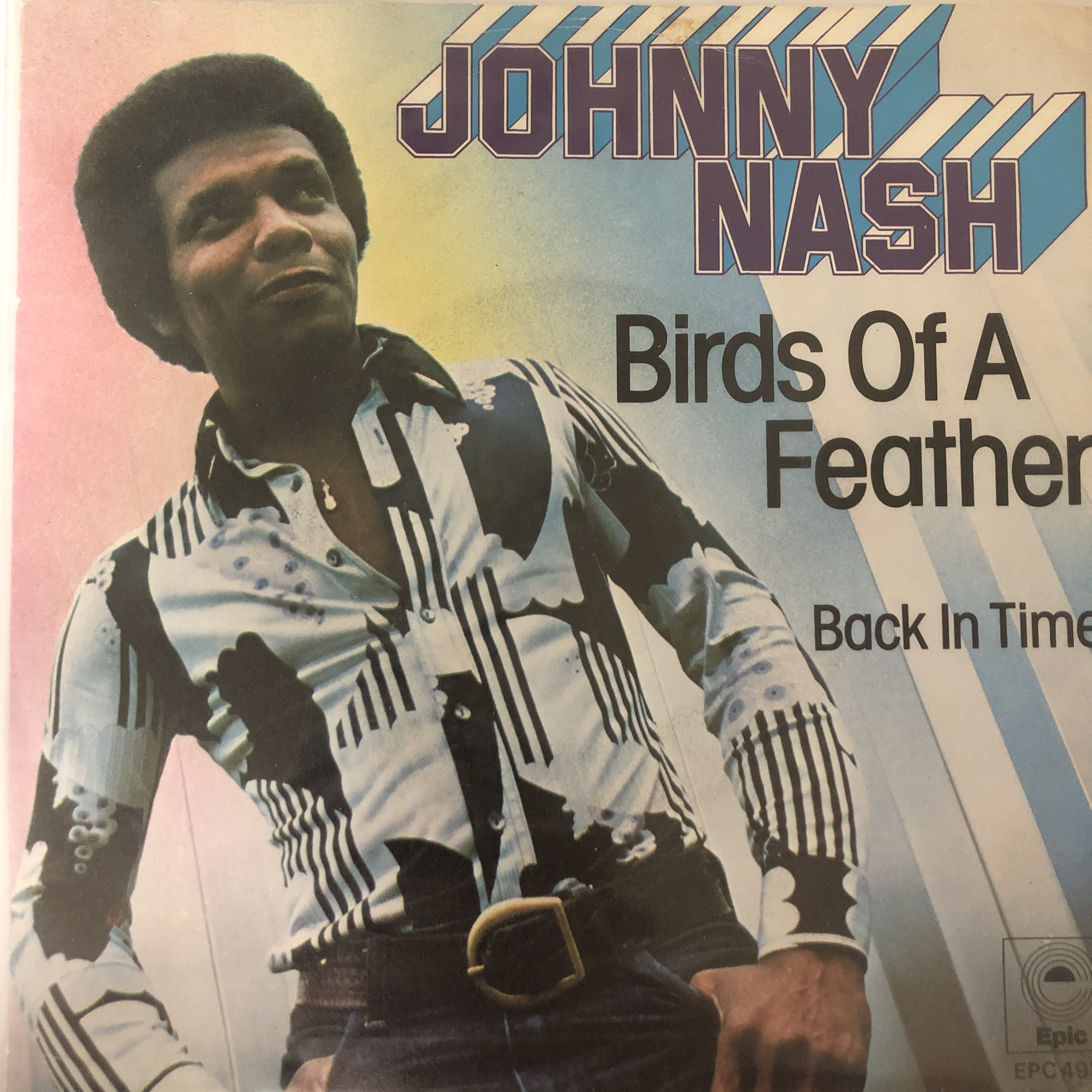 Johnny Nash - Birds Of A Feather 【7-20529】