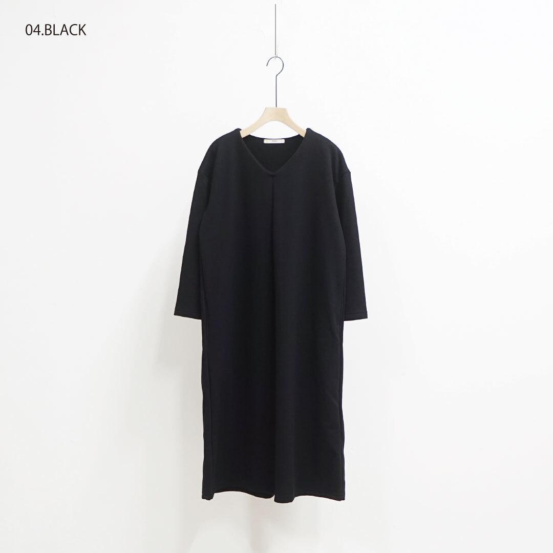 NARU ナル MVSストレッチカルゼ裏起毛ワンピース (品番639221)