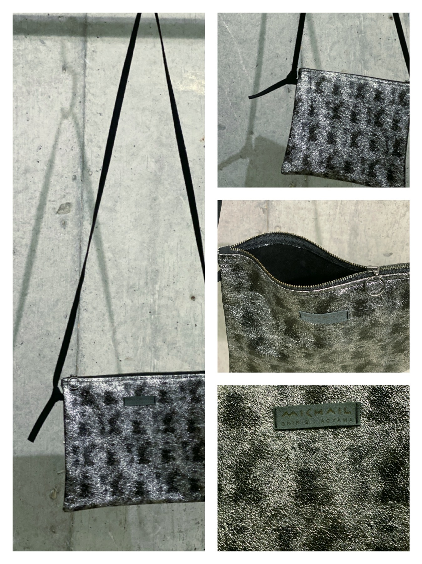 LEATHER POUCH[送料込/税込]