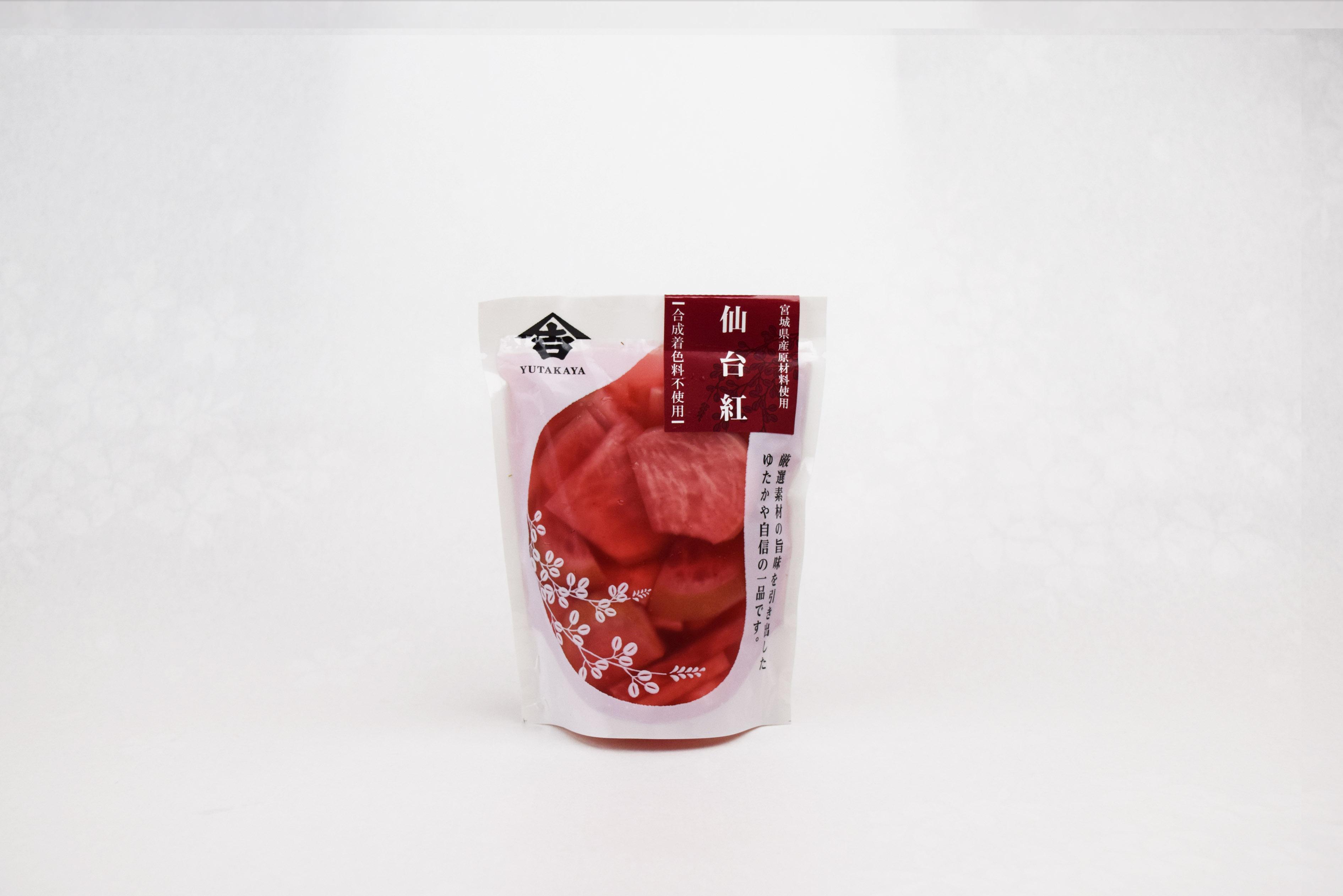 仙台紅150g