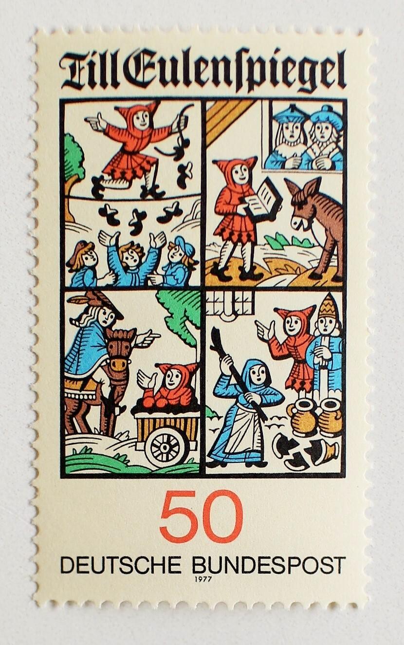 民話ティル・オイレンシュピーゲル / ドイツ 1977