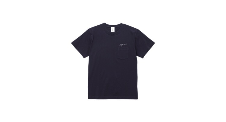 coguchi pocket T-shirts (NVY)