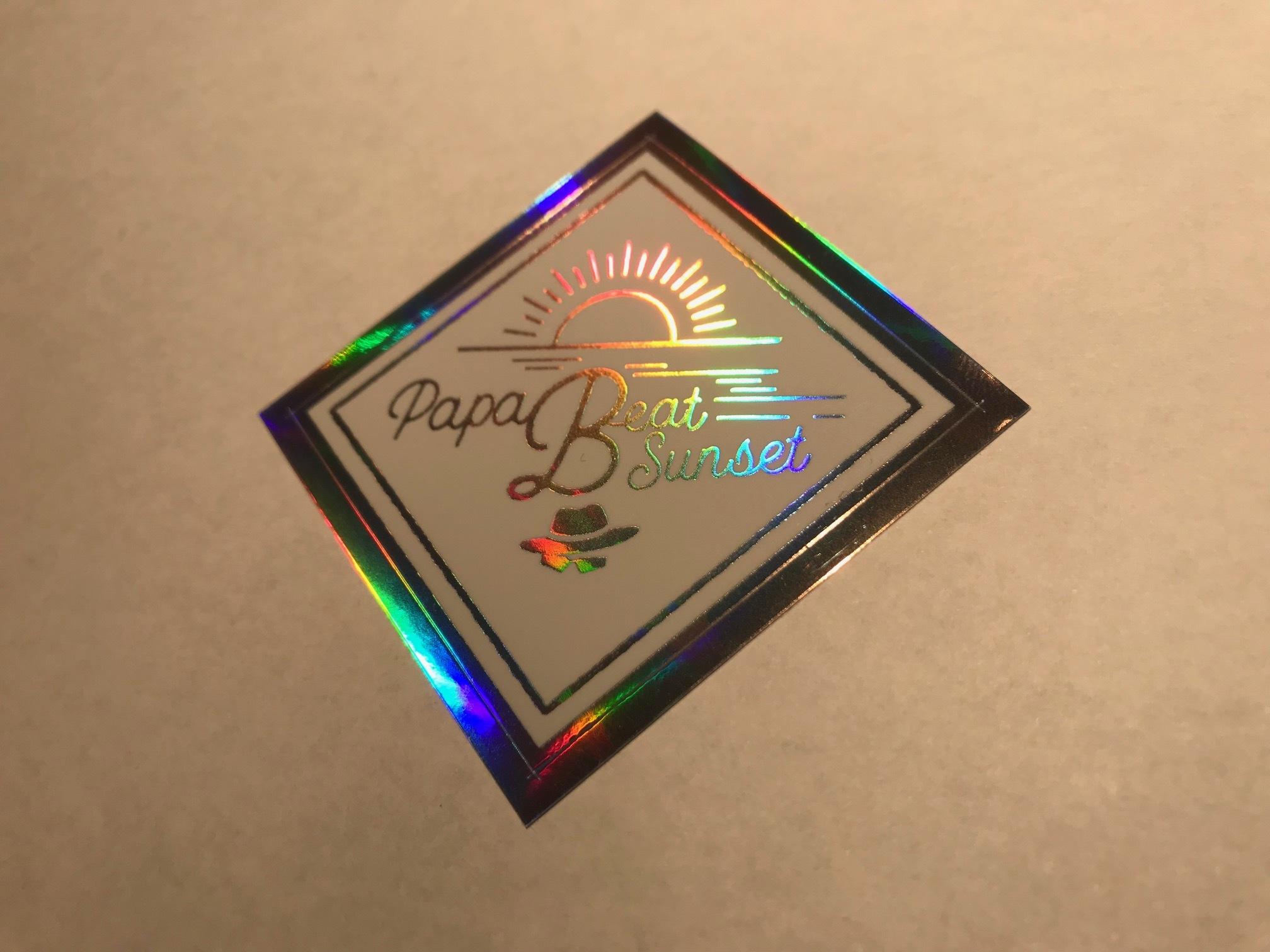 コントローラー限定盤  直筆サイン付き  PAPA BEAT SUNSET | PAPA BEAT SUNSET