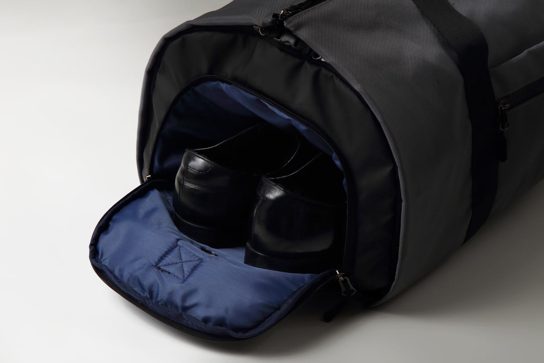 ツナグバッグ トラベラー ガーメントバッグ  スーツ/シューズ収納可