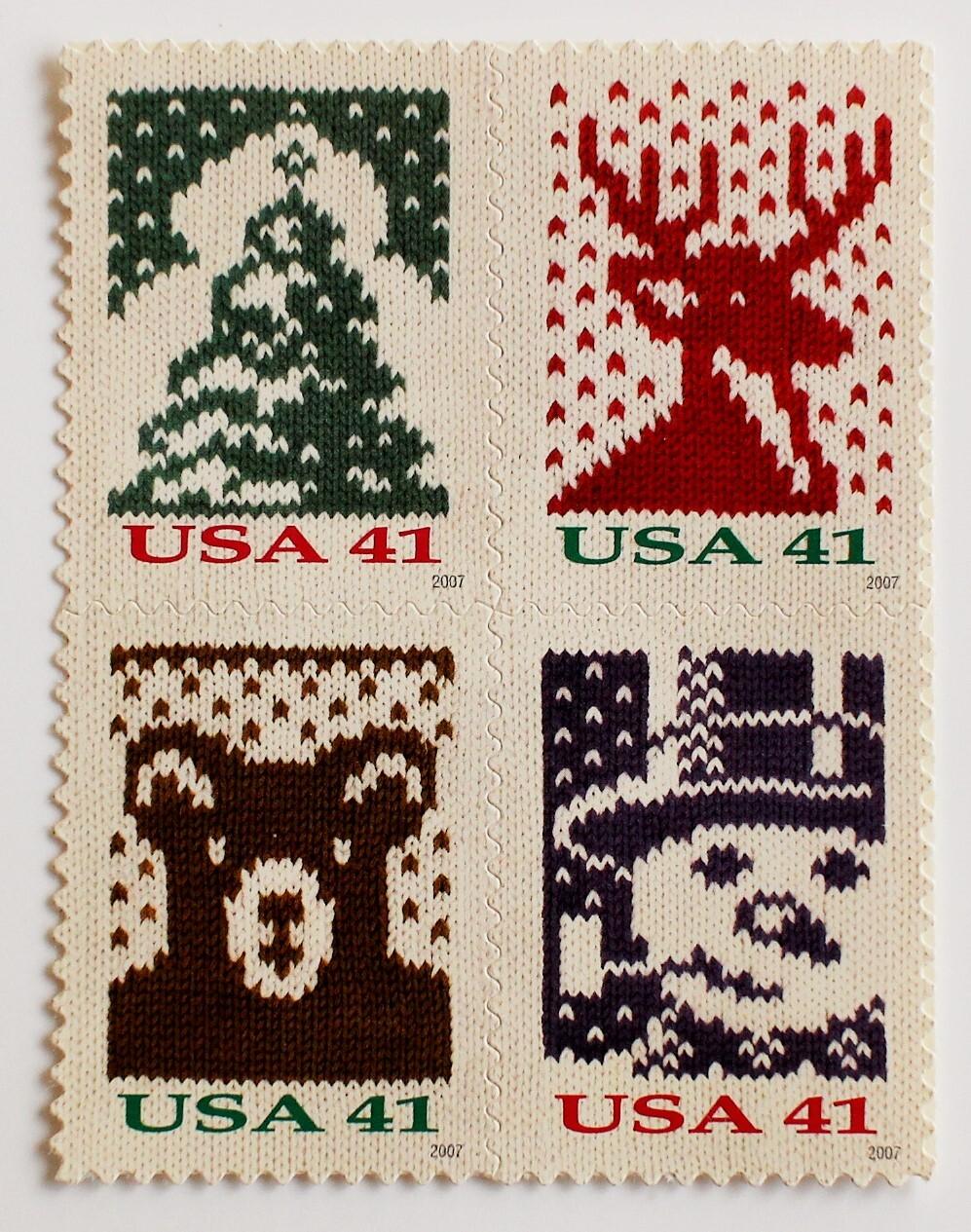 ニット / アメリカ 2007