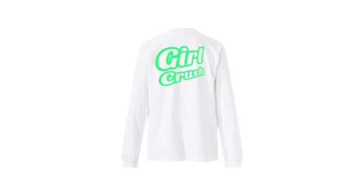 coguchi girlcrush long T-shirts (GR)