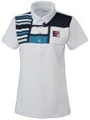 レディースポロシャツ【R7T30】
