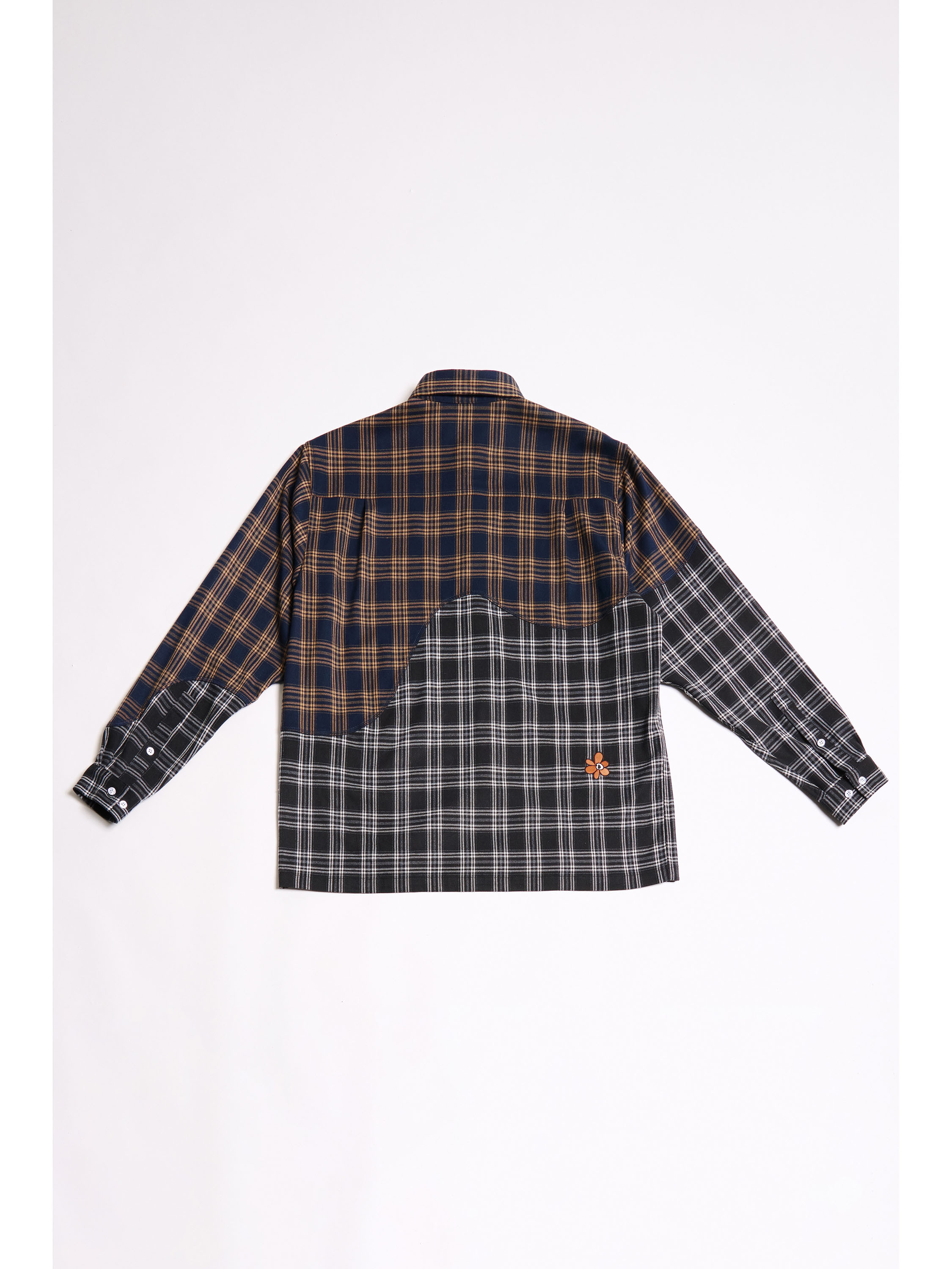 P.A.M. (Perks And Mini) / OLD TIMBERS CHECK LS SHIRT