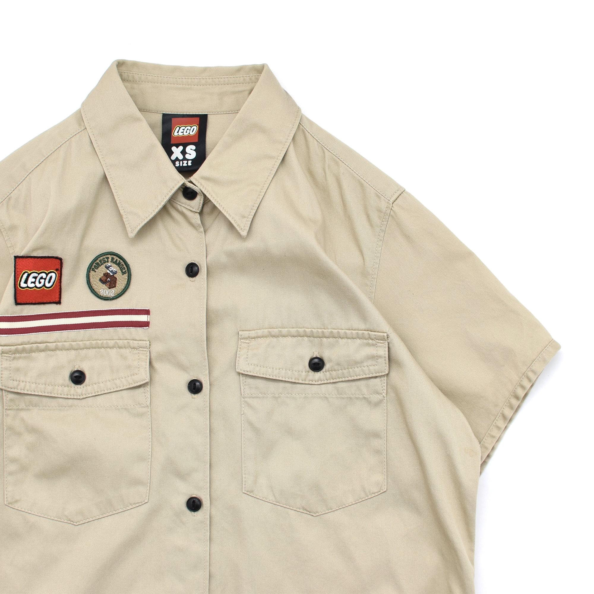 LEGO official twill work shirt