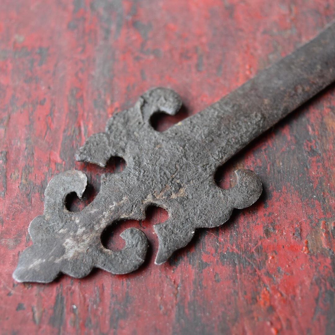 チベット仏教 文殊菩薩の古い剣