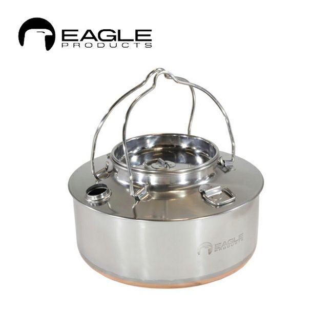 【クッキング】【ケトル】 EAGLE Products イーグルプロダクツ Campfire Kettle キャンプファイヤーケトル 1.5L 【やかん/アウトドア/キャンプ/BBQ】