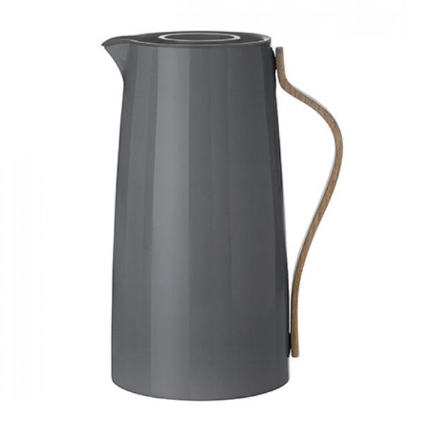 Stelton EMMA バキュームジャグ(コーヒー) グレー