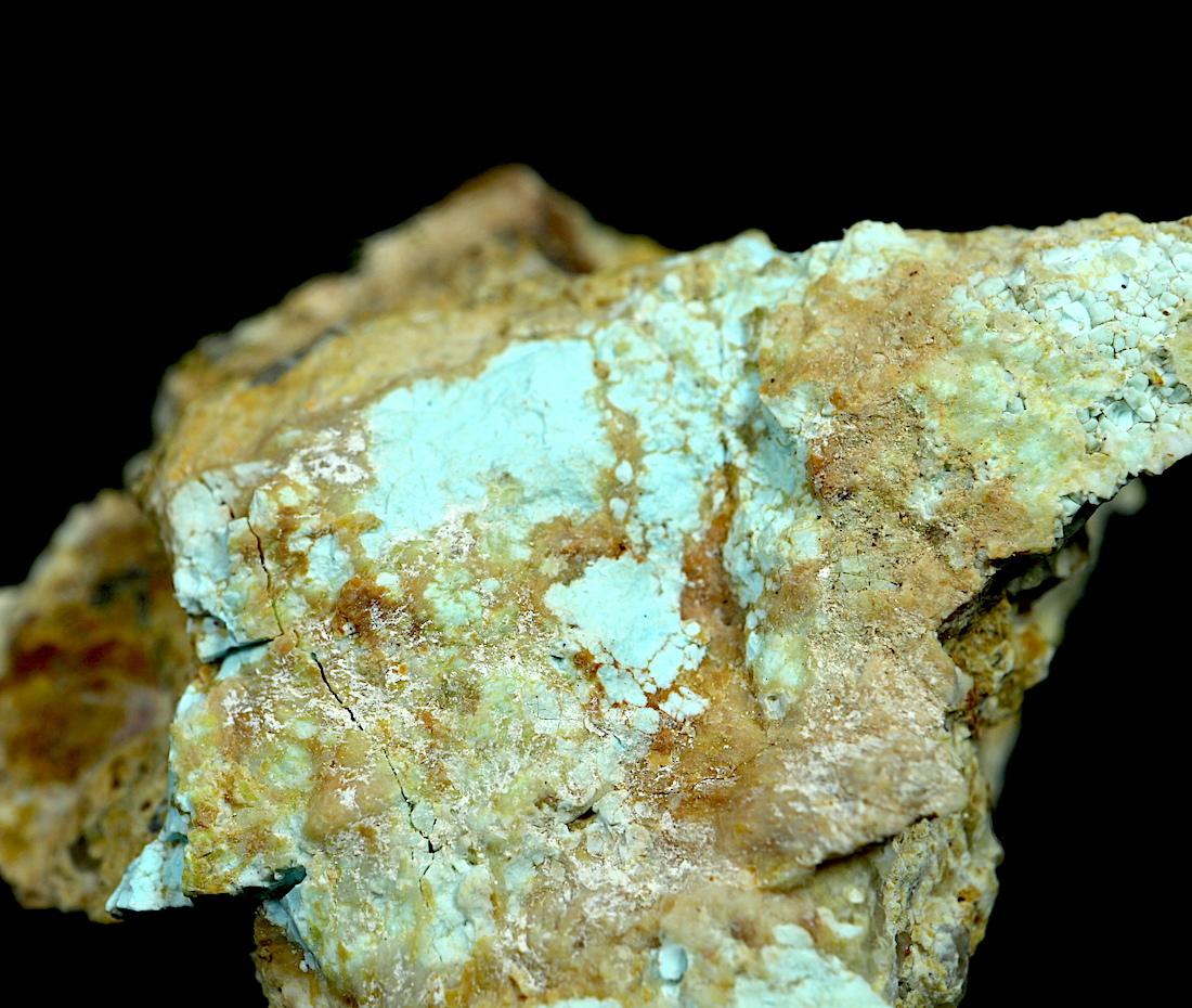 カリフォルニア産!ターコイズ トルコ石 41,7g TQ155 原石 鉱物 天然石 パワーストーン