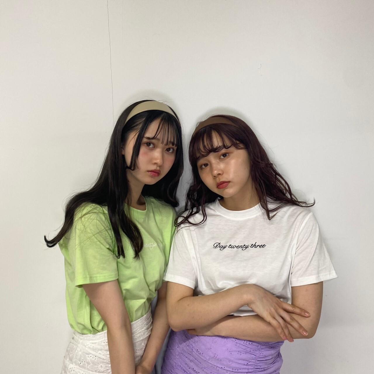 【original】Day23 logo T-shirt(pistacchio)