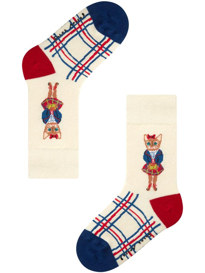 7-9years【Nathalie Lete】KIDS RIBBON CAT