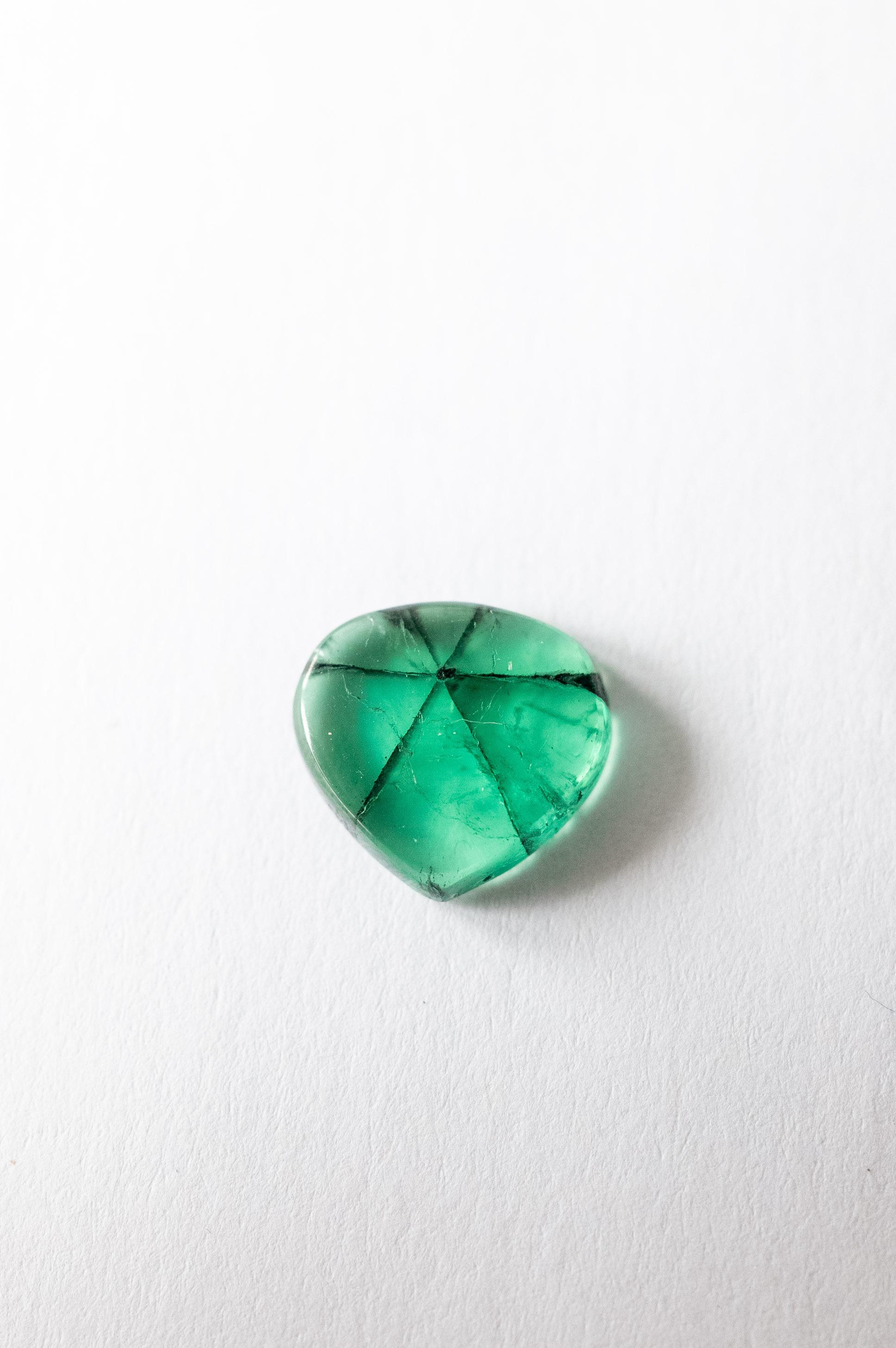 Trapiche Emerald - 001