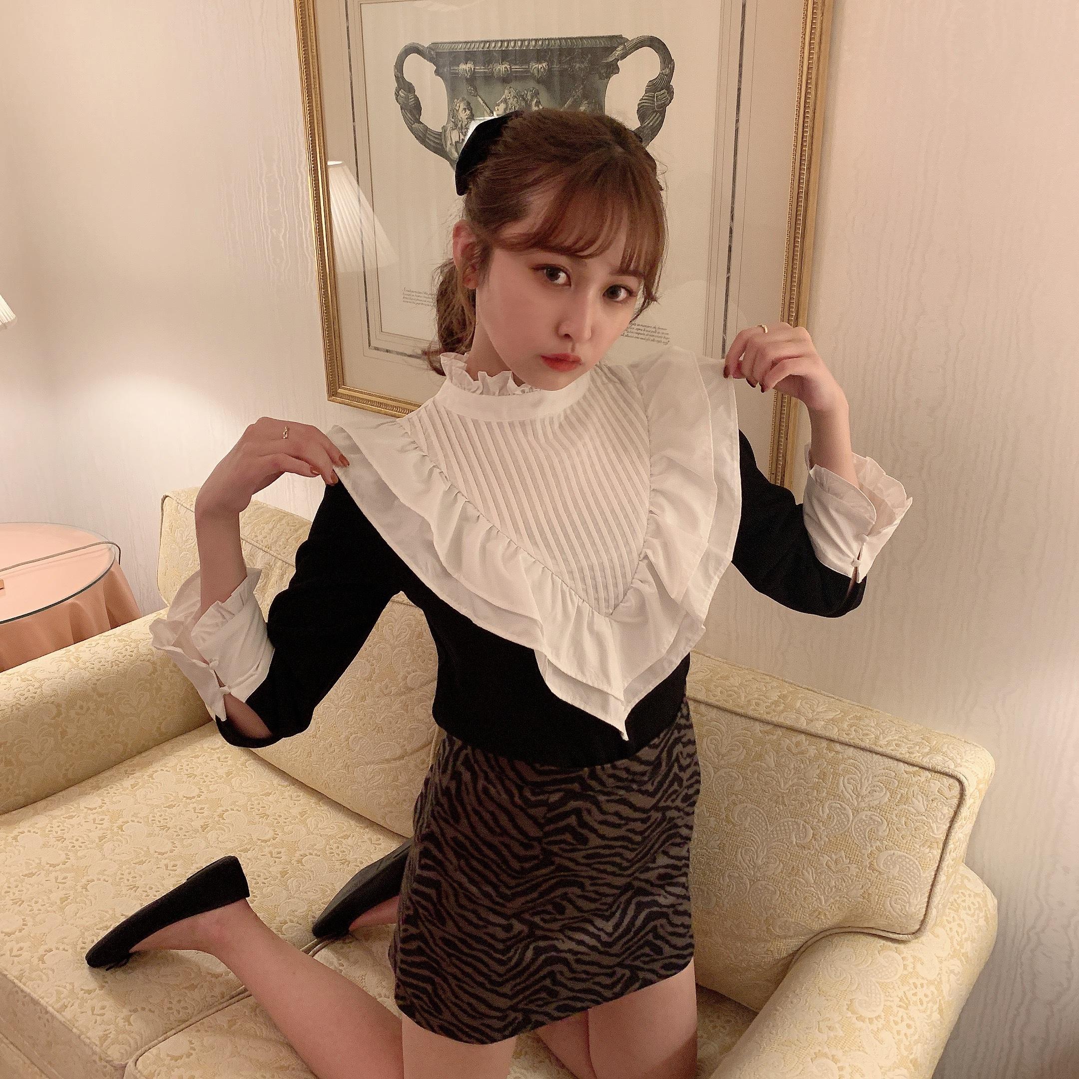 【RESTOCK】Désir original parfait docking blouse