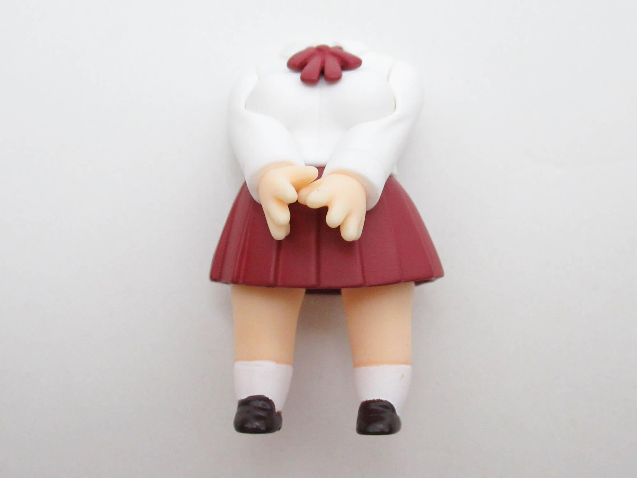 再入荷【832】 海老名菜々 体パーツ 制服 (A-ランク) ねんどろいど