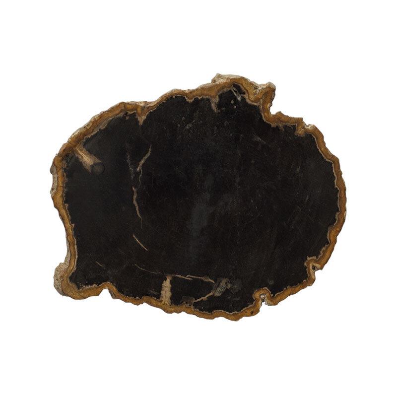 amabro (アマブロ)  WOOD COASTER (コースター) black