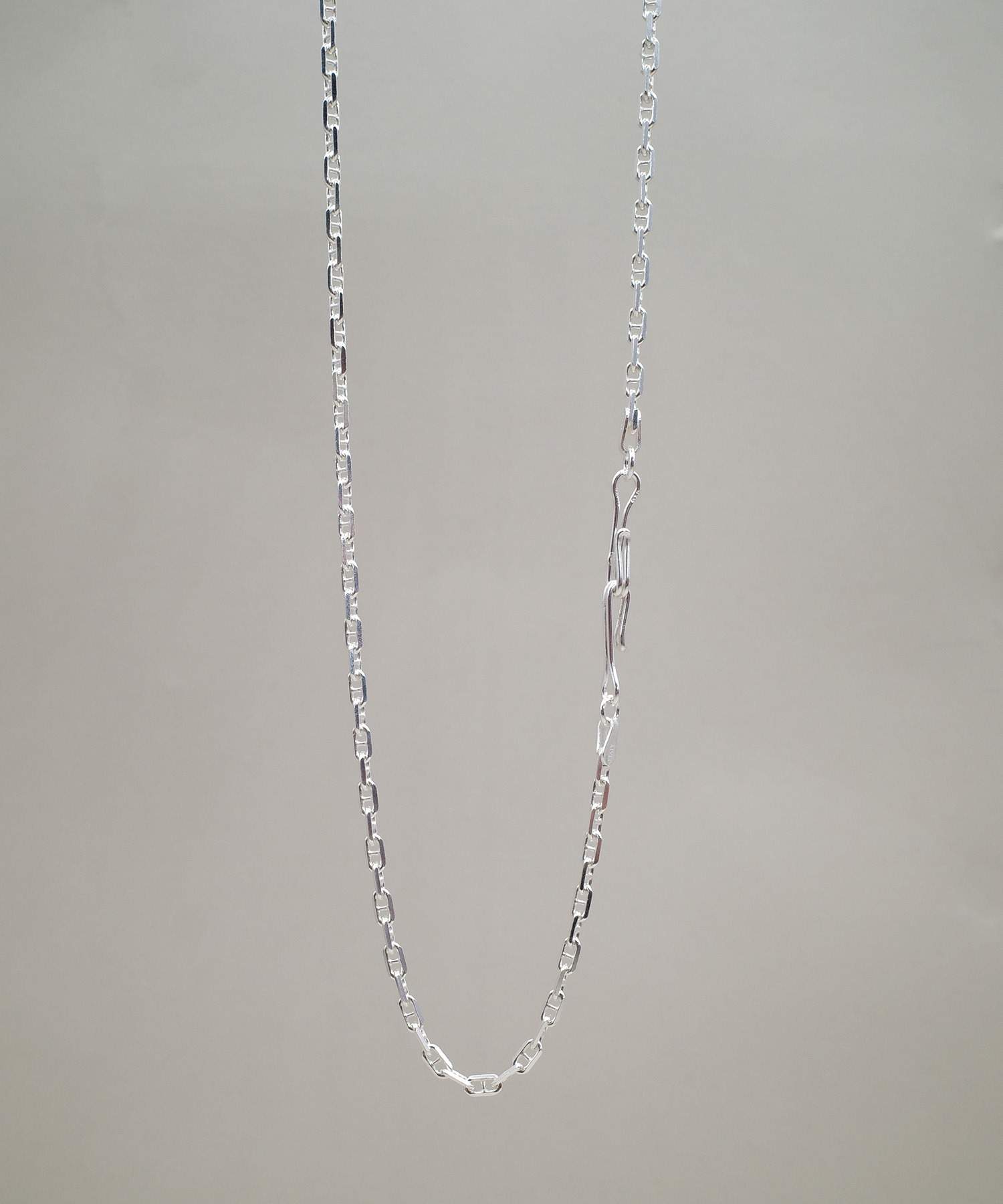 【ISOLATION / アイソレーション】Silver925 Multi chain Necklace