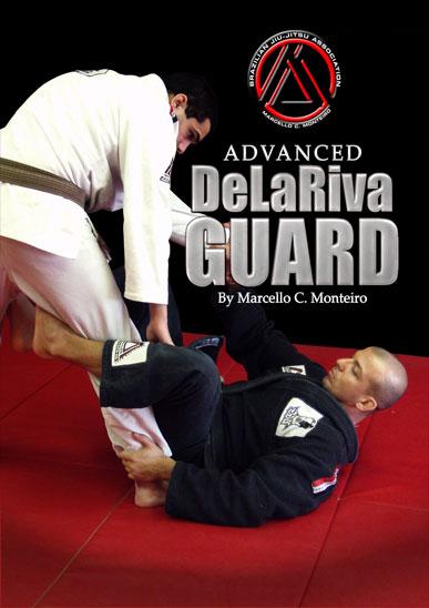 マルセロ・モンテイロ アドバンスド デラヒーバガード ブラジリアン柔術教則DVD|Advanced De La Riva Guard