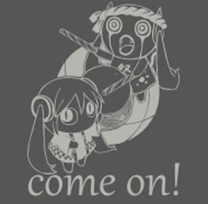 「ピノキオピー2015年祭りだヘイカモン」Tシャツ(メンズ/ヴィンテージヘザー) - 画像3