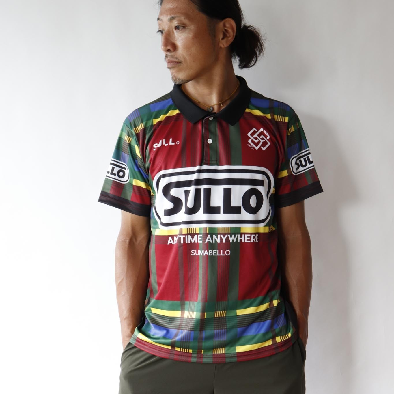 CLASSIC POLO GAME SHIRT(全3カラー)