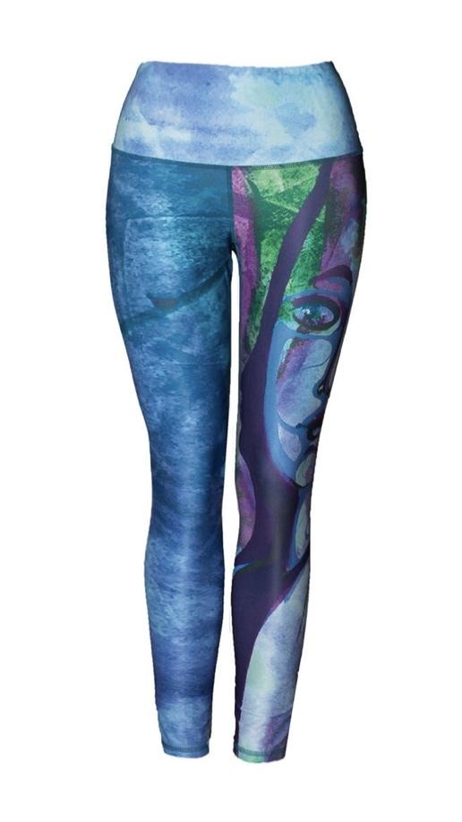 Steph Purple Legging