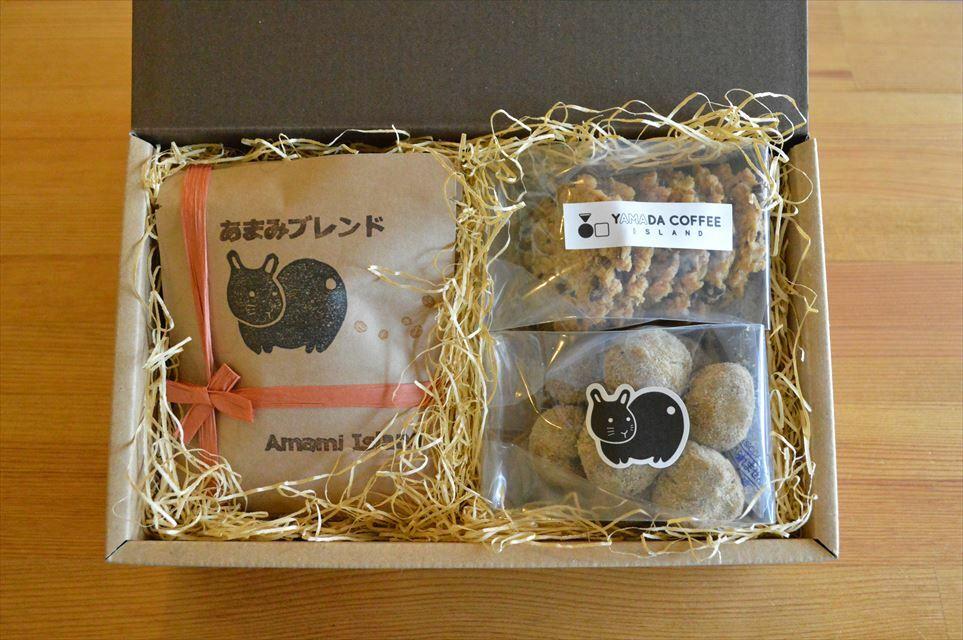 【コーヒーバッグ】と【焼菓子】のギフトセット