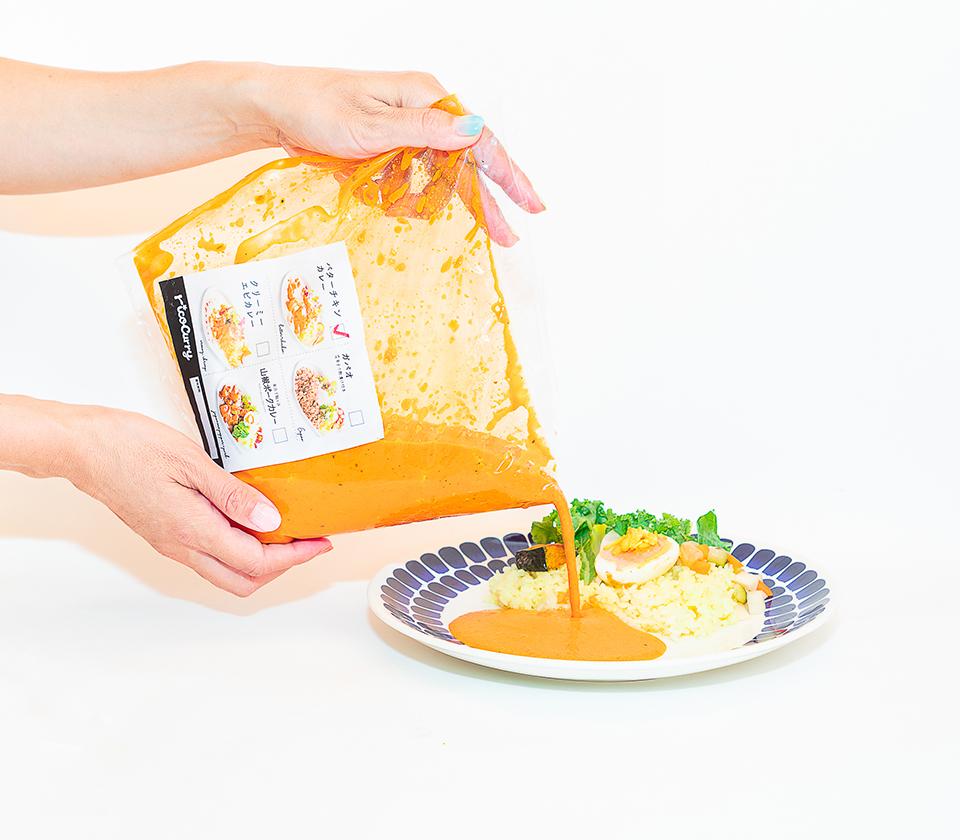バターチキンカレー(2人前)