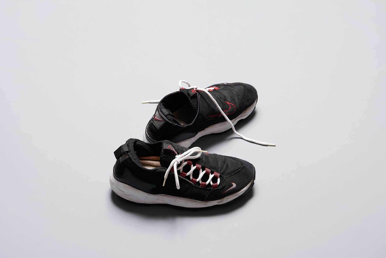 NIKE AIR FOOTSCAPE 96 | BLACK