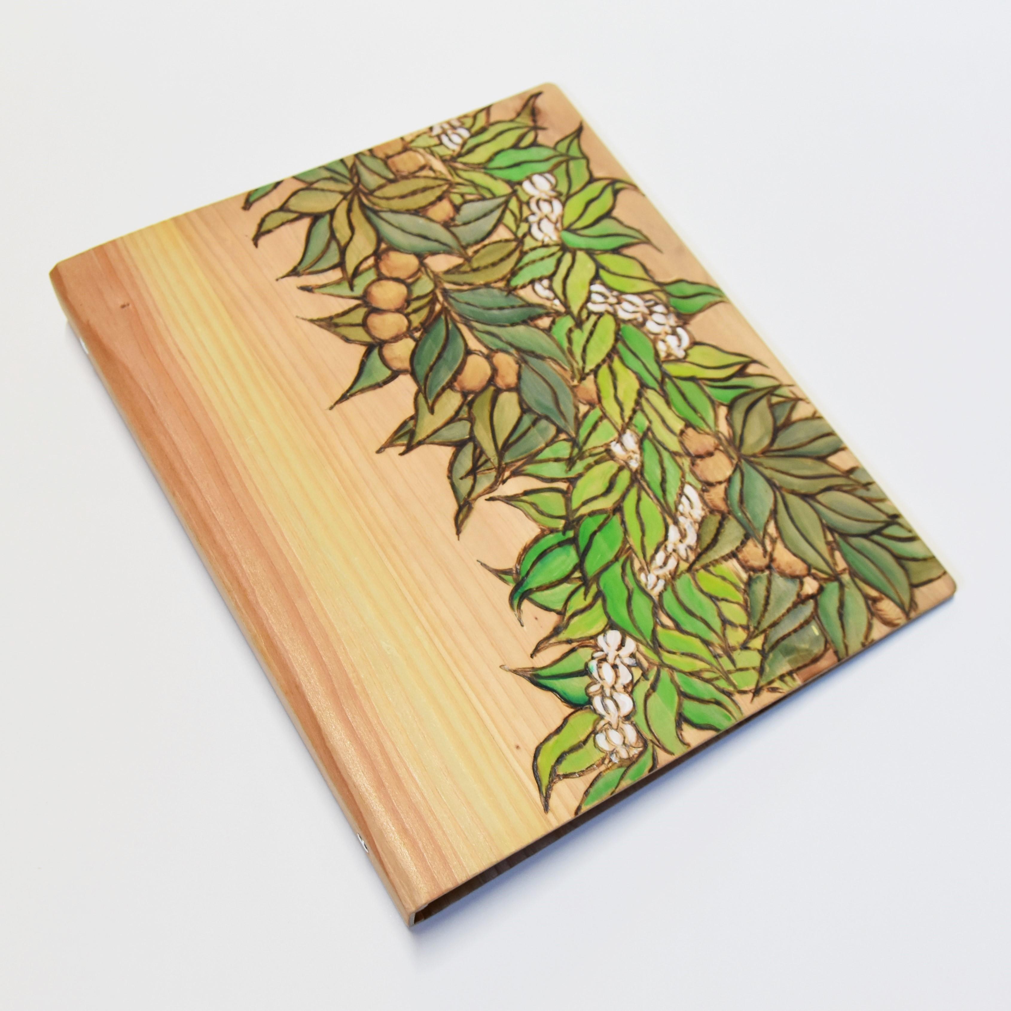 Wood File A4 【Lei】
