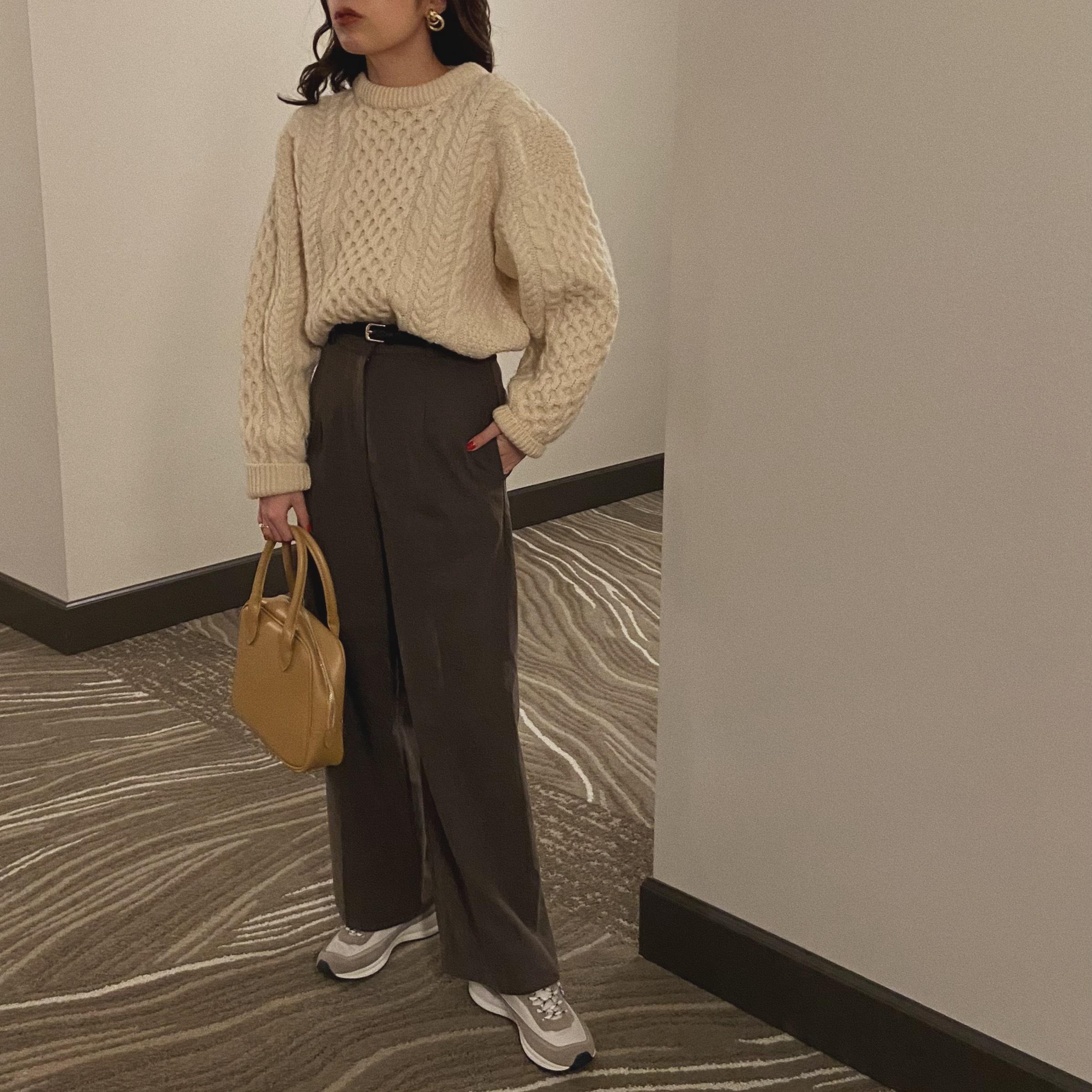 DAYNYC wool date slacks
