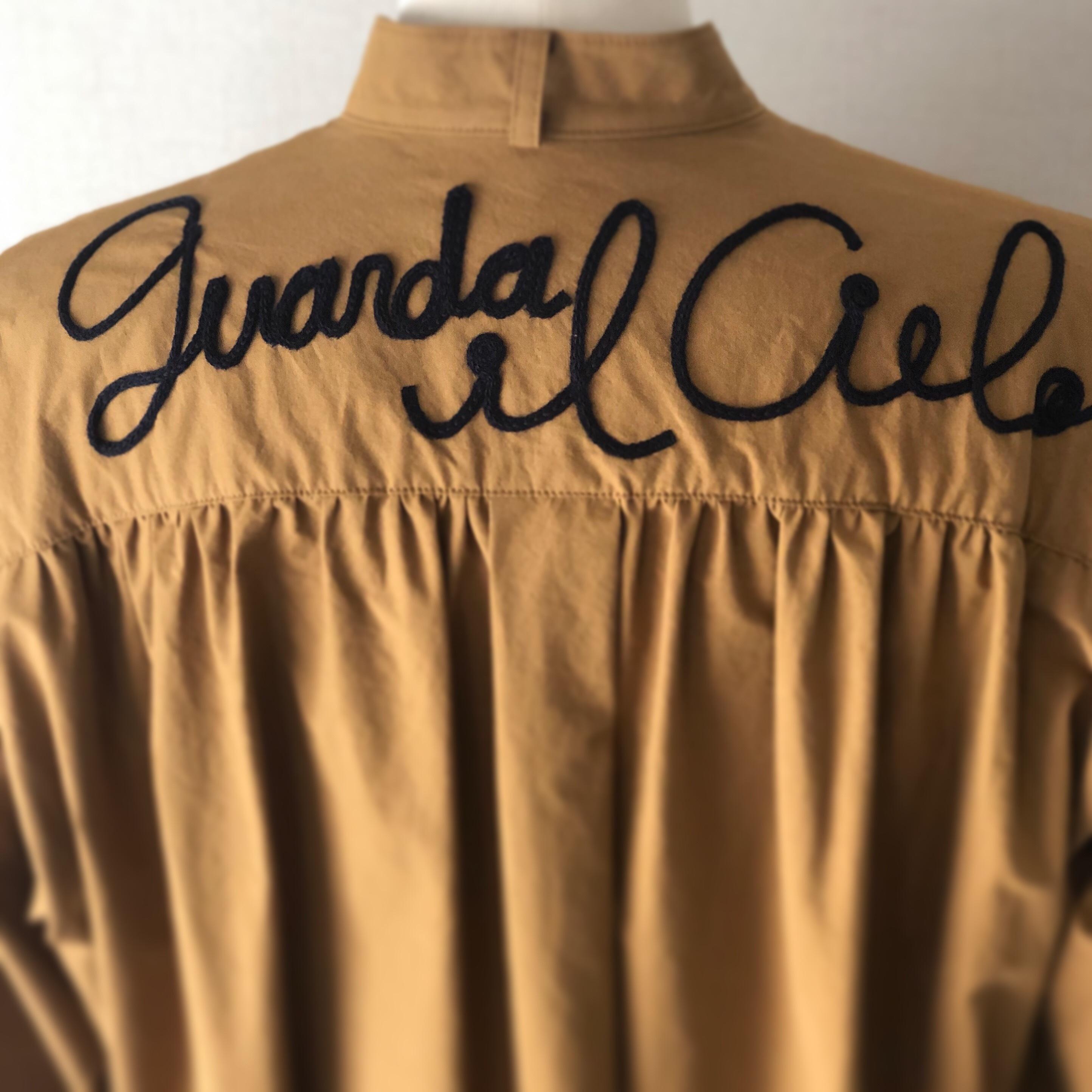 shirt one-piece / COINONIA