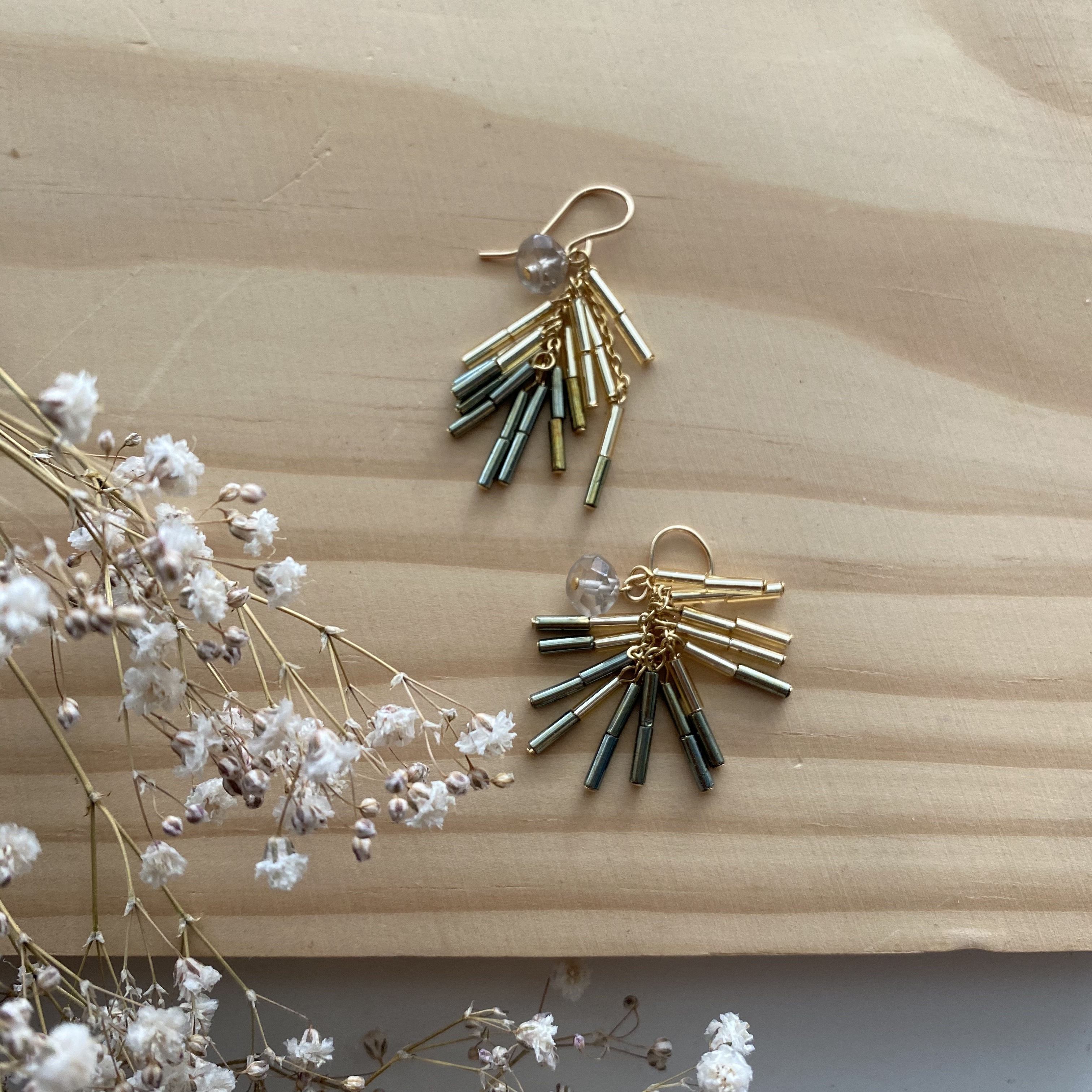 SPIKES earrings